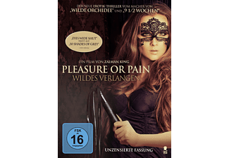 Pleasure Or Pain DVD
