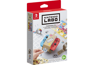 NINTENDO Labo: Design-Paket, Nintendo Switch Sticker