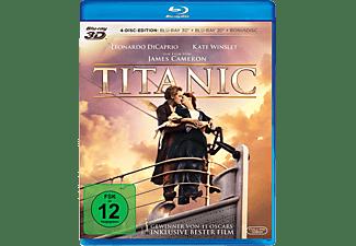Titanic (4 Disc) [3D Blu-ray (+2D)]