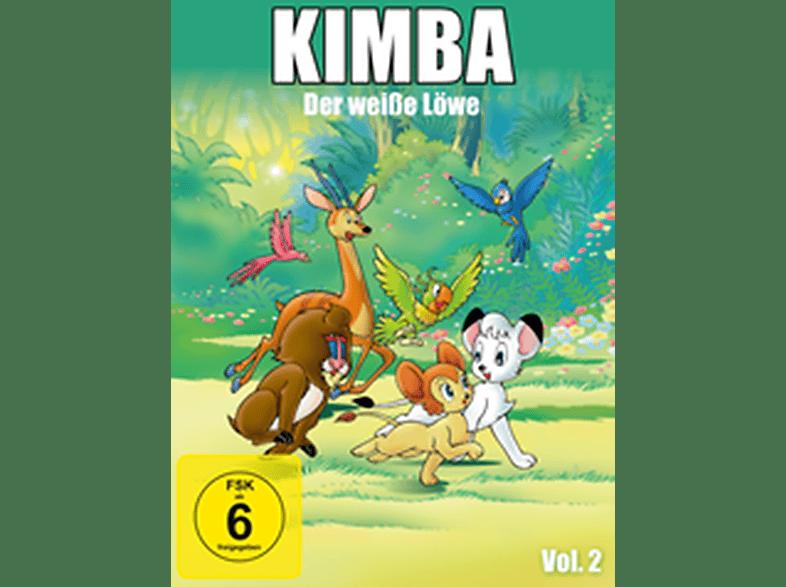 Kimba, der weiße Löwe [DVD]