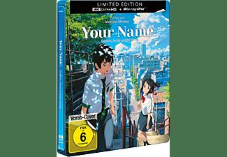 Your Name. - Gestern, heute und für immer (Limited Steelbook Edition) Blu-ray