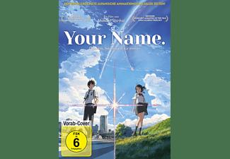Your Name. - Gestern, heute und für immer DVD