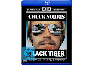 Black Tiger - Classic Cult Edition Blu-ray
