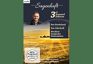 Sagenhaft - Das Oderhaff / Das Bördeland / Mecklenburgische Ostseeküste DVD