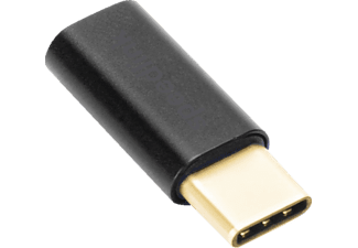 SPEEDLINK USB-C zu Mikro-USB USB-C zu Mikro-USB Kabel, Schwarz