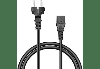 SPEEDLINK Power Cord - 3-pin socket, Kaltgerätekabel, 1,5 m