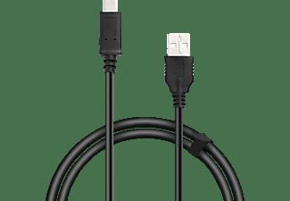 SPEEDLINK USB-C zu USB-A Kabel, Schwarz