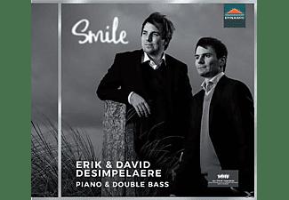 David Desimpelaere, Erik Desimpelaere - Smile  - (CD)