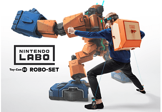 Nintendo Labo - 02  Robo Set - [Nintendo Switch]