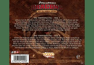 Dragons-auf Zu Neuen Ufern - (30)Original Hörspiel z.TV-Serie-Verteidigung  - (CD)