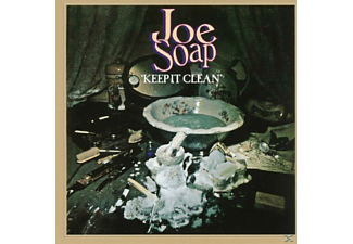 Joe Soap - Keep It Clean  - (CD)
