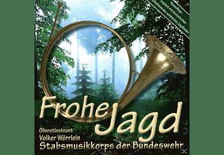 Volker Stabsmusikkorps Der Bundeswehr / Wörrlein - Frohe Jagd  - (CD)