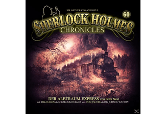 Sherlock Holmes Chronicles - Albtraum-Express Folge 60  - (CD)