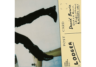 David Bowie - Lodger (2017 Remastered Version)  - (CD)