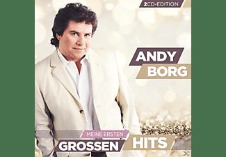 Andy Borg - Meine ersten großen Hits  - (CD)