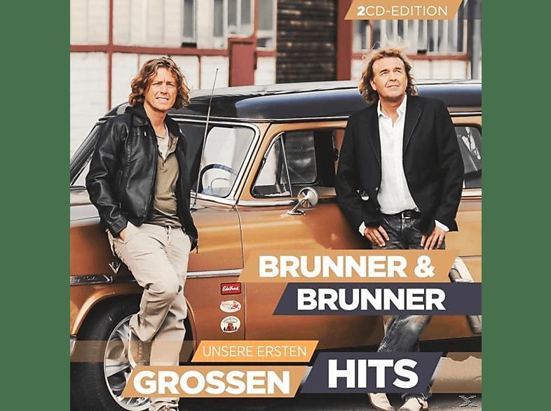 Brunner & Brunner - Unsere ersten großen Hits [CD]