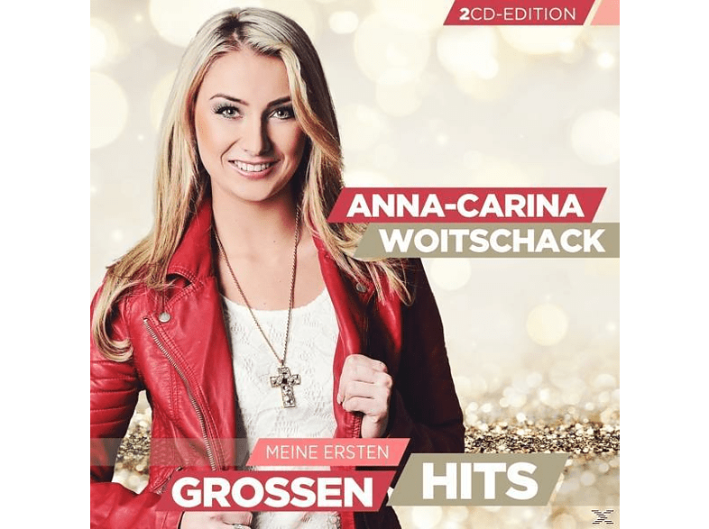 Anna-Carina Woitschack - Meine ersten großen Hits [CD]