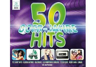 VARIOUS - 50 80er-Jahre Hits - (CD)