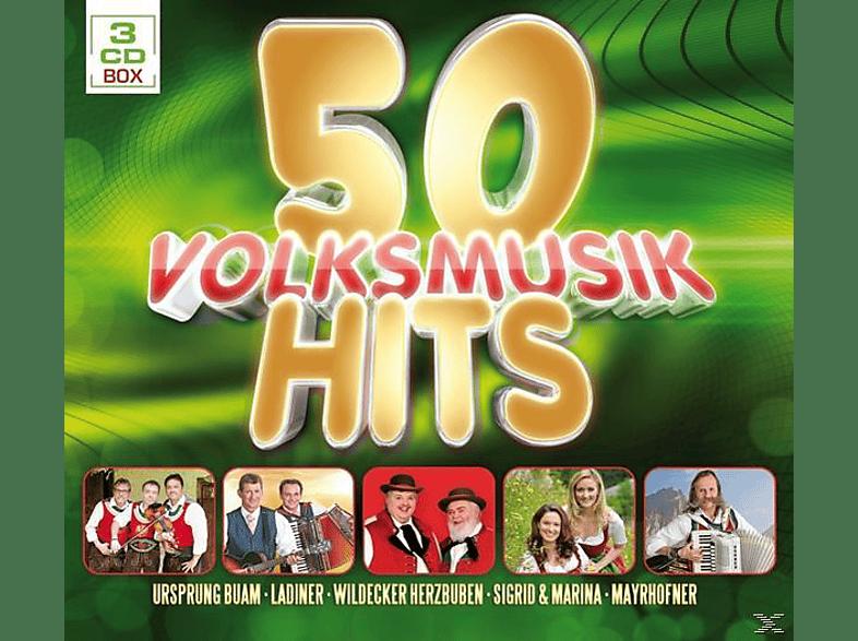 VARIOUS - 50 Volksmusik Hits [CD]
