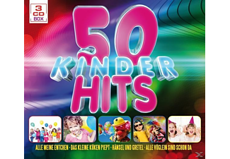 Funny Kids - 50 Kinder Hits - (CD)