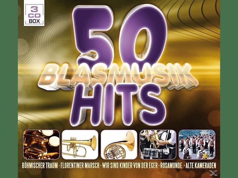 VARIOUS - 50 Blasmusik Hits [CD]