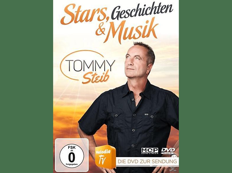 Tommy Steib - Stars,Geschichten & Musik [DVD]