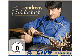 Andreas Fulterer - Live-In Erinnerung-CD & DV  - (CD + DVD Video)