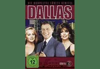 Dallas - Season 5 DVD