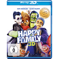 Happy Family [3D Blu-ray]