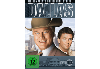 DALLAS 13.STAFFEL DVD