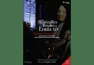 Raphael Pichon, Christian Immler, Lucile Richardot, Marc Mauillon, Samuel Boden, Pygmalion, Celine scheen - Les Funerailles Royales De Louis XIV  - (LP + Bonus-CD)