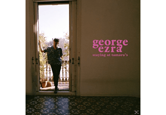 George Ezra - Staying at Tamara's  - (LP + Bonus-CD)