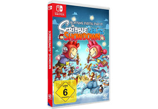 Scribblenauts: Showdown - [Nintendo Switch]