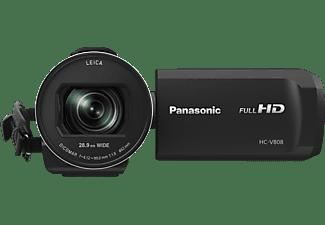 PANASONIC HC-V808EG-K LEICA Camcorder Full HD, BSI-MOS 8,57 Megapixel, 24xopt. Zoom