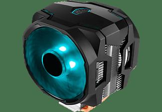 COOLER MASTER 120mm CPU-Kühler MasterAir MA610P RGB CPU-Kühler, Schwarz