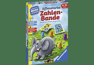 RAVENSBURGER Affenstarke Zahlen-Bande Geschicklichkeitsspiel Mehrfarbig