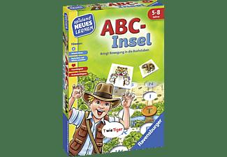 RAVENSBURGER ABC-Insel Aktionsspiel Mehrfarbig