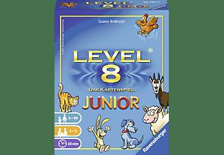 RAVENSBURGER Level 8 – Junior Kartenspiel Mehrfarbig