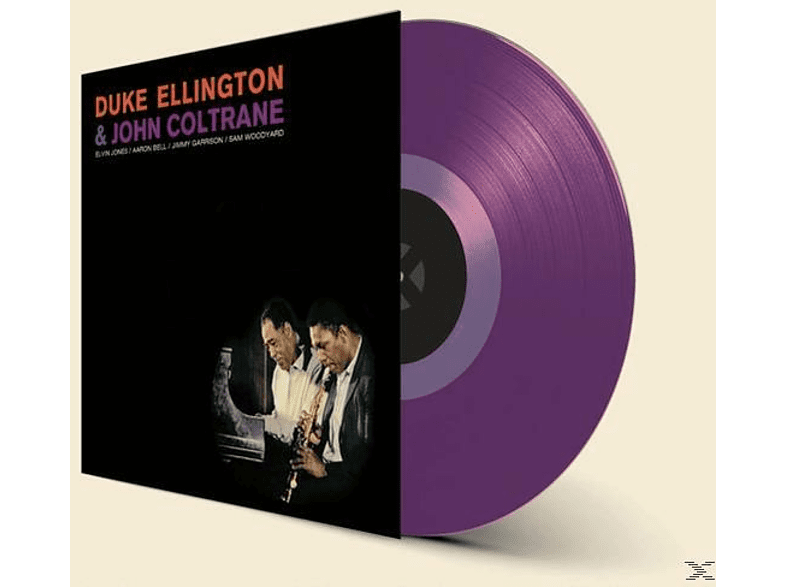 Duke Ellington, John Coltrane - Duke Ellington & John Coltrane (Ltd.180g [Vinyl]