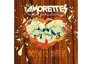 The Amorettes - Born To Break  - (CD)
