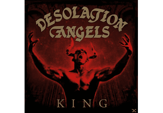Desolation Angels - KING (DIGIPAK) - (CD)