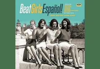 VARIOUS - Beat Girls Espanol! (180 Gr.White Vinyl)  - (Vinyl)