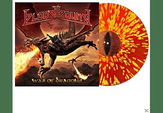 Bloodbound - War Of Dragons (Gtf.Red-Yellow Splatter Vinyl)  - (Vinyl)