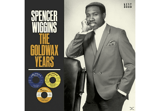 Spencer Wiggins - The Goldwax Years (Vinyl) - (Vinyl)
