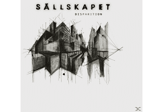 Saellskapet - Disparition  - (CD)