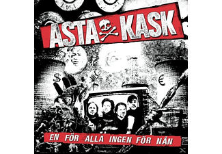 Asta Kask - En För Alla Ingen För Nan (White Vinyl)  - (Vinyl)