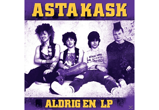 Asta Kask - Aldrig En LP (Yellow Vinyl)  - (Vinyl)