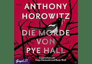 Danowski,Katja/Wolf,Bodo - Die Morde Von Pye Hall  - (CD)