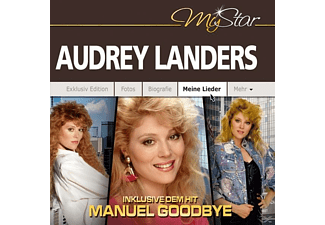 Audrey Landers - My Star - (CD)