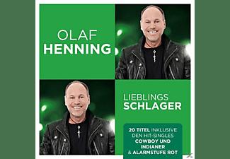 Olaf Henning - Lieblingsschlager  - (CD)